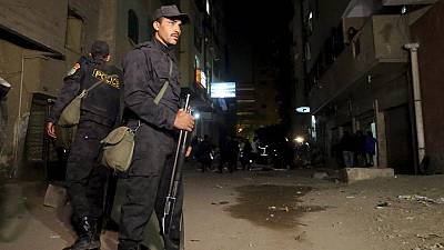 Egypt: Several dead as police raid Cairo hideout