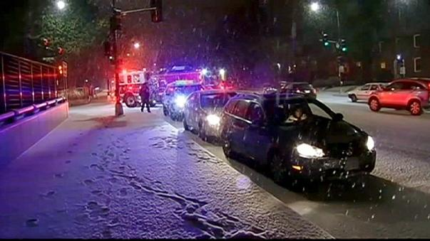 EUA: Tempestade de neve põe vários estados em alerta