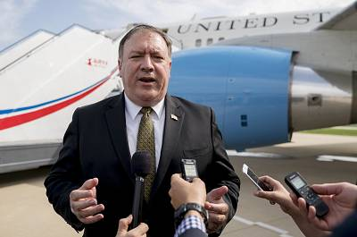 Pompeo: Talks with North Korea on returning war dead 'productive and cooperative'