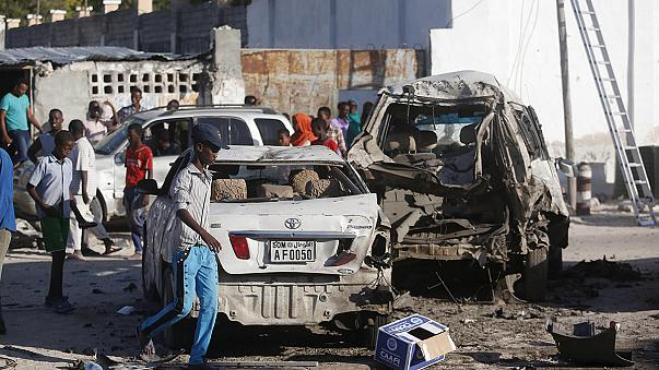 Somali'de kanlı eylem: 20 ölü