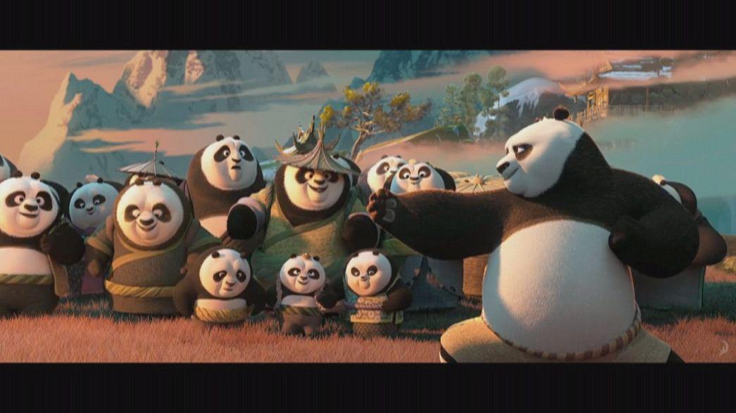 Kung Fu Panda : et de 3 !