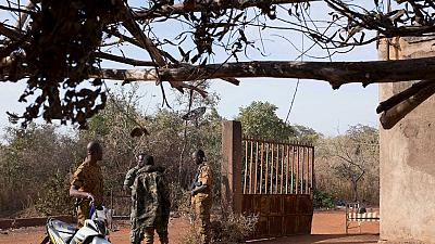 Burkina Faso: army weapons depot attacked