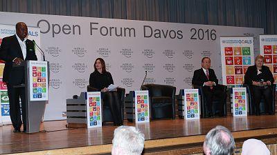 Davos 2016 : les économistes africains misent sur un partenariat public-privé comme modèle de croissance