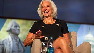 Lagarde en course pour un nouveau mandat au FMI