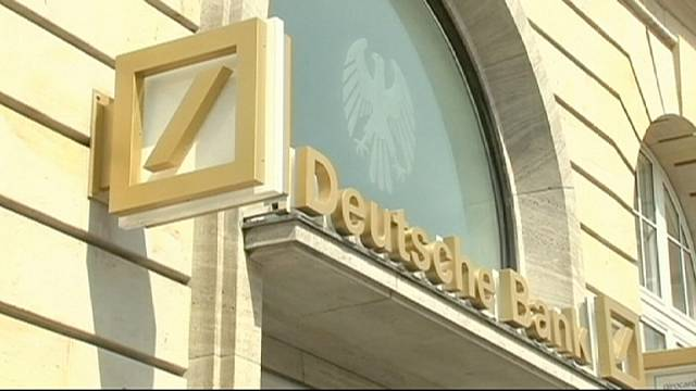 Deutsche Bank posts a record €6.7bn loss for 2015