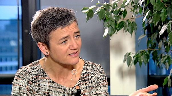 EU's Vestager pushes on with corporate tax probes