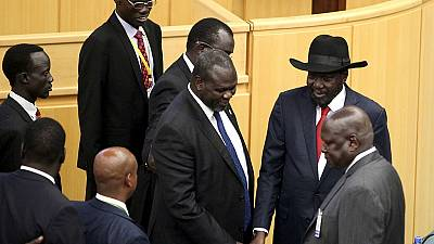 World awaits South Sudan unity government