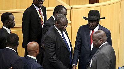 Un gouvernement de transition au Soudan du Sud