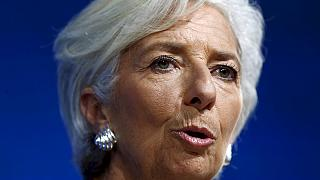 FMI : Christine Lagarde candidate à sa succession
