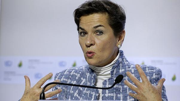 UN climate chief says COP21 deal is on very firm ground