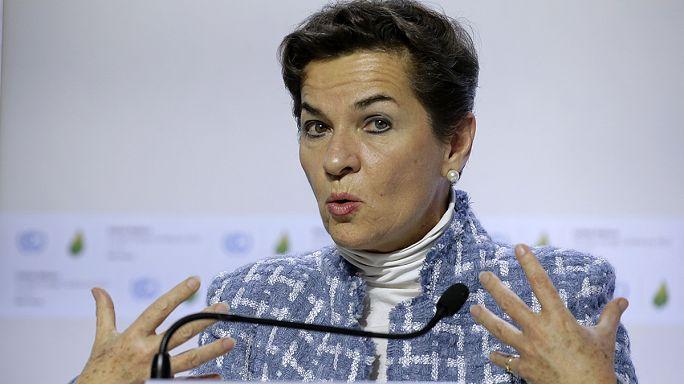 Figueres: most nem elvont cél, hanem kökemény érdek mozgatja a klímaegyezményt