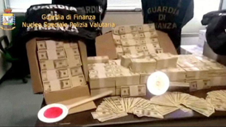 Задержание по-итальянски