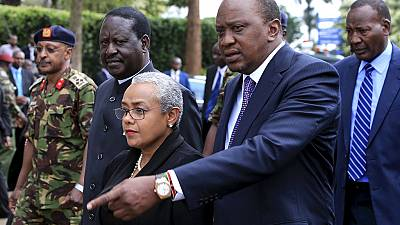 Uhuru Kenyatta pays tribute to fallen KDF soldiers, vows vengeance