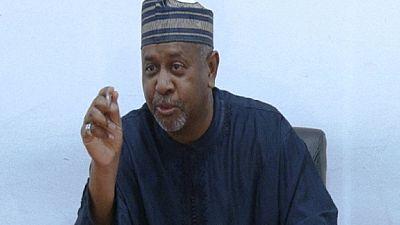 Nigeria : report du procès de Dasuki à propos de l'achat d'armes