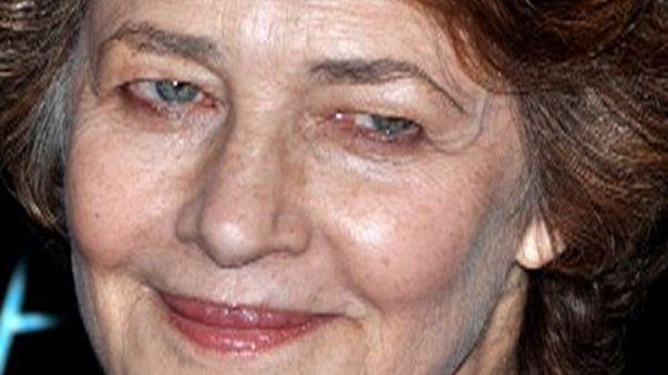 """Charlotte Rampling: Oscar-Boykott ist """"Rassismus gegen Weiße"""""""