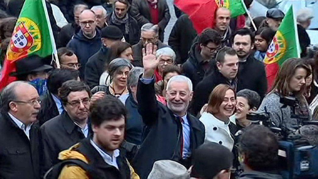Fin de campaña en Portugal con Rebelo de Sousa en cabeza para alcanzar la presidencia en la primera vuelta