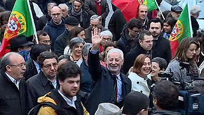 Portugal: fecho de campanha para as presidenciais com Marcelo como grande favorito
