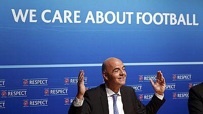La UEFA no celebrará elecciones hasta que no se aclare el caso Platini