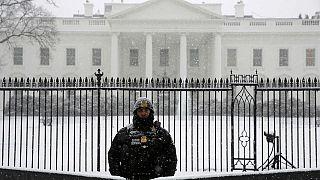 Una decena de muertos por la tormenta de nieve que azota la costa este de EE.UU.