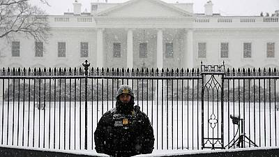 'Life-threatening blizzard' sweeps across US east coast
