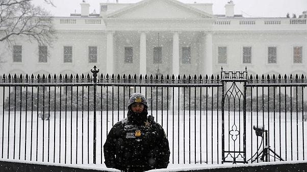 'Life-threatening blizzard' sweeps across US east coast