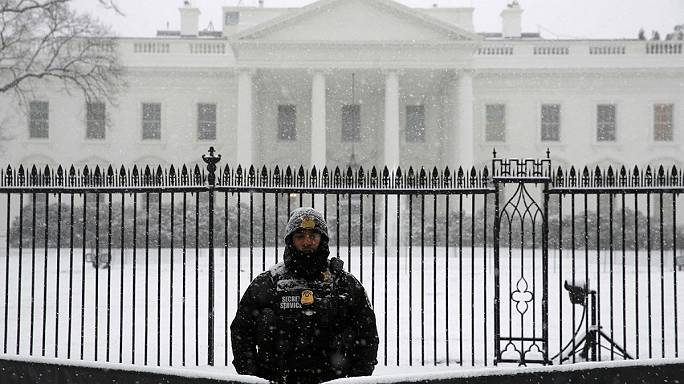 Des chutes de neige exceptionnelles sur la côte est des Etats-Unis