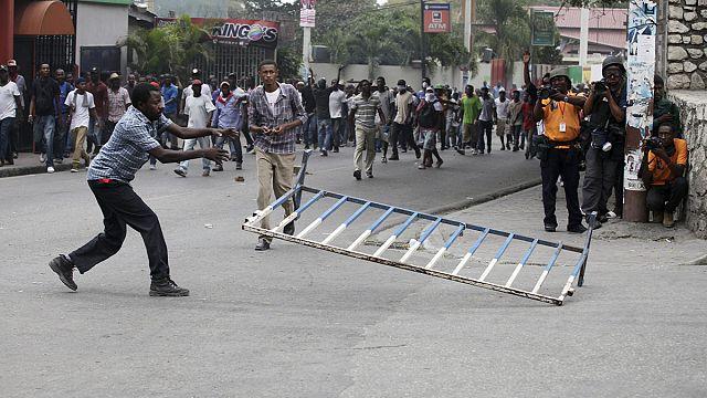 В Гаити отложен второй тур президентских выборов