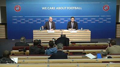 L'UEFA réitère son soutien à Michel Platini
