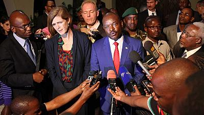 Burundi Unrest: Little progress in UN Security Council meeting with Nkurunziza