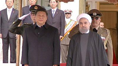 Pékin et Téhéran vont renforcer leur coopération économique