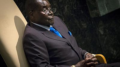 Mugabe returns home dispelling health rumours