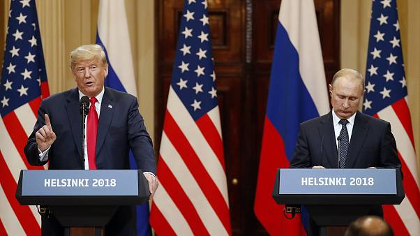 Reaction to Trump: 'Shameful,' 'treasonous,' 'disgraceful'