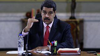 Maduro'nun kararnamesi Kongre'den geri döndü