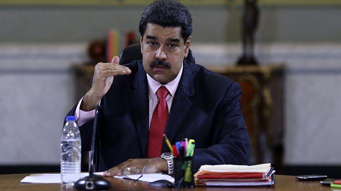 """La oposición rechaza el """"decreto de emergencia económica"""" de Maduro"""