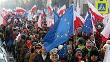 بولندا: احتجاجات جديدة ضد الحكومة المحافظة