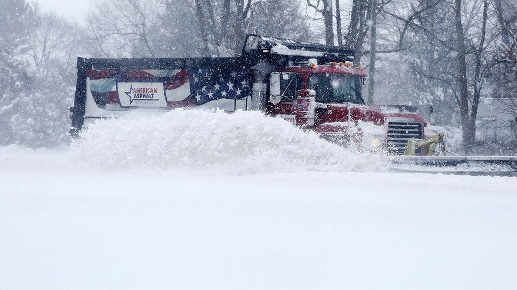 EUA: Tempestade de neve prova pelo menos 19 mortos