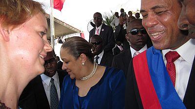 Haïti : l'opposition demande le départ de Michel Martelly avant le second tour