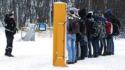 Auf Wunsch von Russland: Norwegen stoppt Abschiebung von Flüchtlingen am Polarkreis