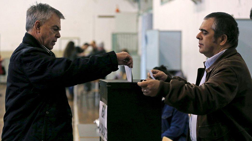 Los portugueses eligen presidente con un claro favorito conservador