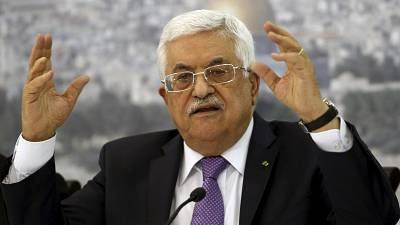 Palestinian Mahmoud Abbas gives stern warning to Israeli attackers