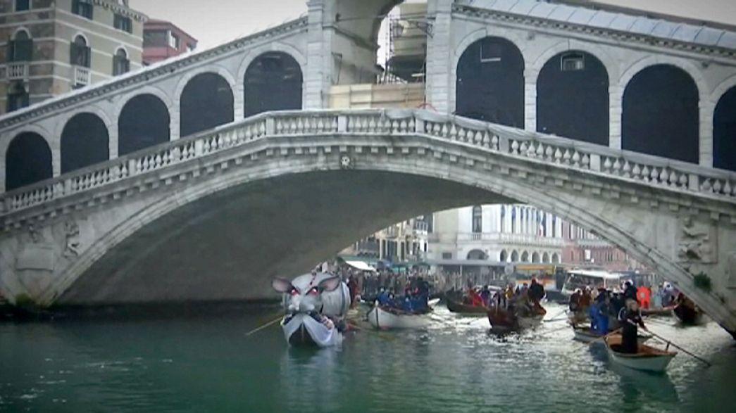 Venezia: carnevale all'insegna dei fasti e dei mestieri della Serenissima