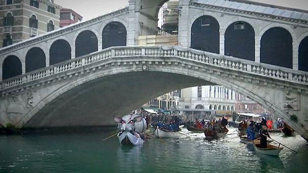 Venecia abre el carnaval con medidas de seguridad reforzadas para evitar otra 'Colonia'