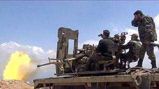Сирийская армия добилась успеха в Латакии