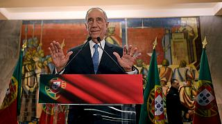 Rebelo de Sousa wins Portuguese presidential election