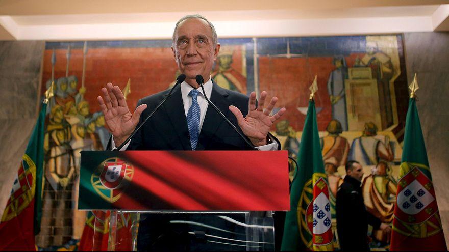 Rebelo de Sousa wins Portuguese presidential election