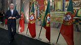 Portugal : Marcelo Rebelo de Sousa élu dès le premier tour de la présidentielle