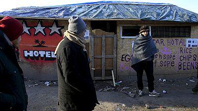 França: Protesto pelo fim da 'selva' de Calais