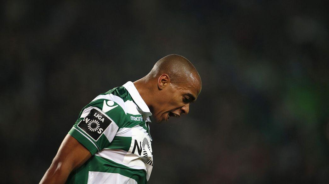 Liga Portuguesa, J19: Sporting mostra quem manda, Peseiro feliz na estreia