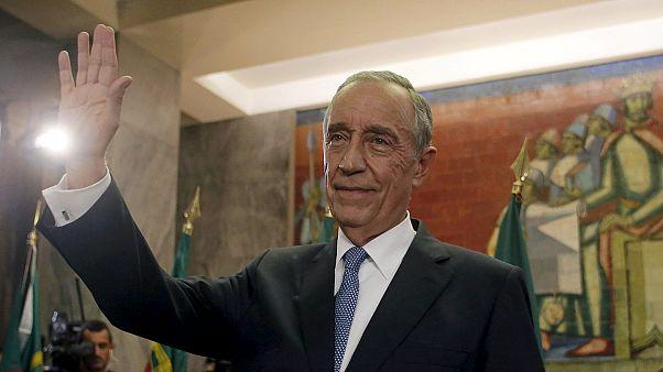 مارسلو ربلو دو سوسا رئیس جمهوری پرتغال شد