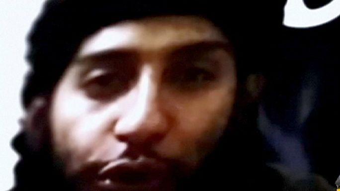تنظيم الدولة الإسلامية ينشر شريطا لمنفذي هجمات باريس ويهدّد بريطانيا